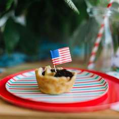 Modern Fourth Of July Shoot  - Fourth Of July