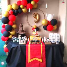 Chloe's 9th Harry potter Birthday - Harry Potter