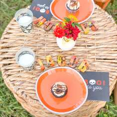 Dreamy Kids Fall Picnic - Fall Picnic