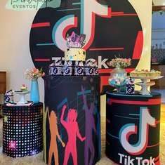 Miah's Tik Tok Birthday Party - TikTok
