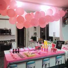 Grease 2 themed 2nd birthday - Grease 2
