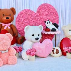 I love you BEARY Much - Valentine's Day