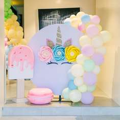 "Solene's ""Sweet"" 5th Birthday - Candy / Sweets / Dessert"