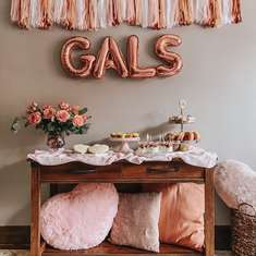 #GALS | Galentines Brunch - Girls brunch party