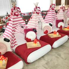 Girls Night In Sleepover  - Valentine's Day Theme