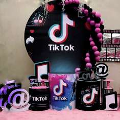 TikTok birthday party  - TikTok