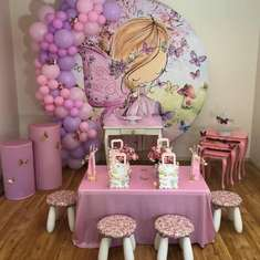Fairyland Magic Birthday party - Fairyland
