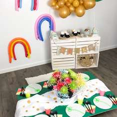 Modern Rainbow St. Patrick's Day Party - St. Patrick's Day