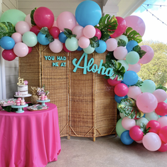 You Had Me at Aloha Bridal Shower - Luau / Hawaiian