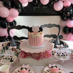 Valentina's Minnie Bash  - Minnie Mouse