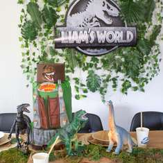 Jurrasic World 7th Birthday - Jurrasic World