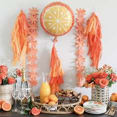Citrus Themed Brunch - Citrus