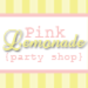 Pink Lemonade Party Shop