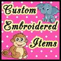 Custom Embroidered Items