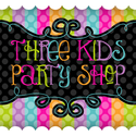 Three Kids Party Shop