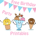 Free Birthday Party Printables
