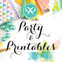 Party and Printables