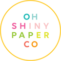 Oh Shiny Paper