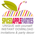 SPICED APPLE PARTIES