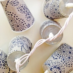 Fabric-hanging-lights-diy