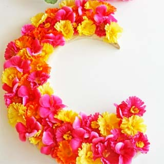 Flower-monogram-letter-diy