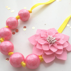 Gumball-necklace-diy