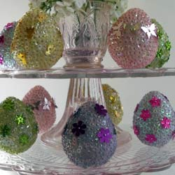Sequin-easter-eggs