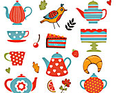 Tea-party-clipart-170