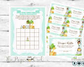 Jungle-baby-shower-bingo-diaper-raffle-170