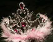 Feather-boa-tiara-set-170