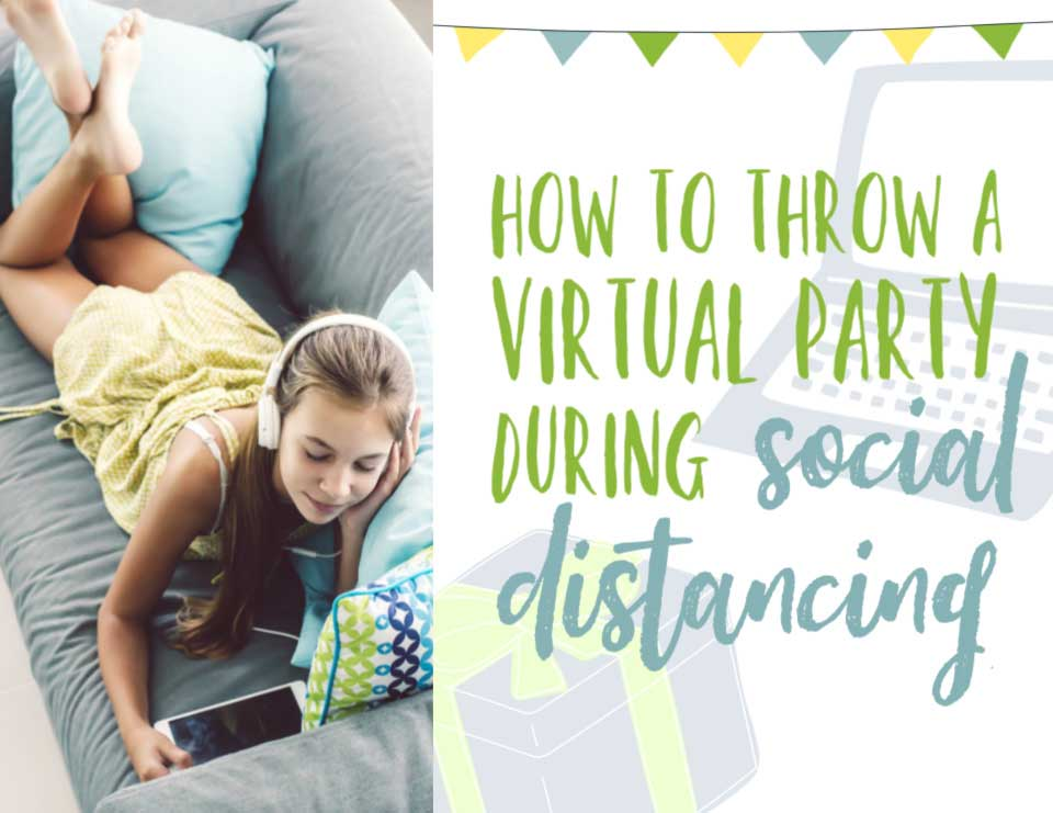 Need to throw a party while social distancing?