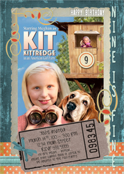 American Girl/Kit Kittredge Party - American Girl
