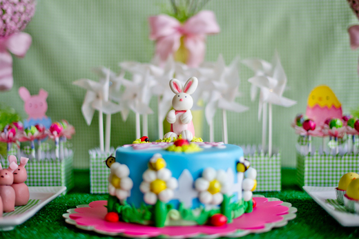 Gingham / Easter / Party Photo: