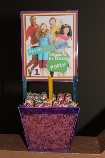 Hip, Hop & Pop Party Collection / Birthday / Party Photo: