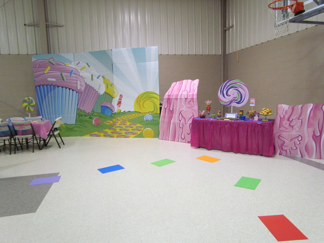Candyland  / Birthday / Party Photo: