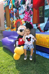 Mickey Mouse 2nd Birthday  - Mickey Mouse Clubhouse