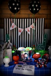 Connor's Sportszone - All Sports Birthday Party
