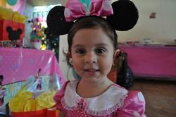 Ashley's 2nd Birthday! - Minnie Mouse