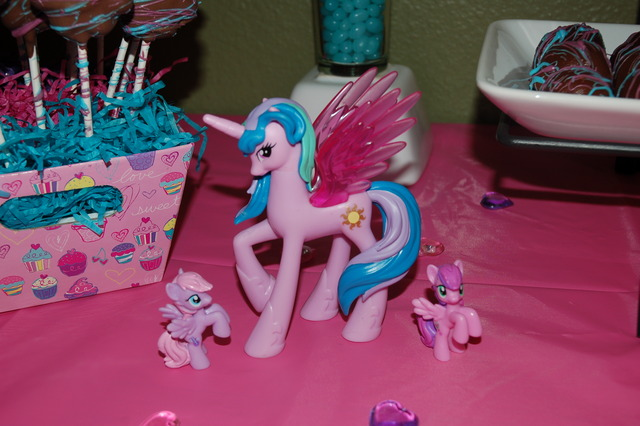 My Little Pony / Birthday / Party Photo: