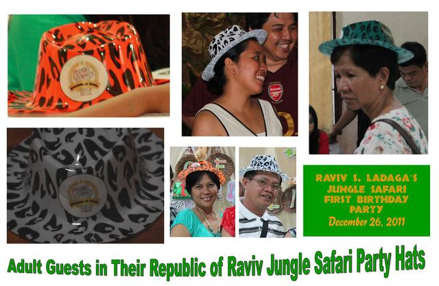 Jungle Safari / Birthday / Party Photo:
