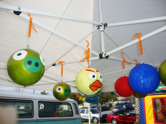 Angry Birds / Birthday / Featured Photo: