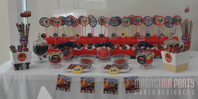 CARS 2 / Birthday / Party Photo: