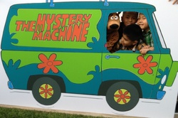 The Mystery Machine - Scooby Doo