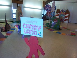 Saniya's Sweet Adventure - Candyland