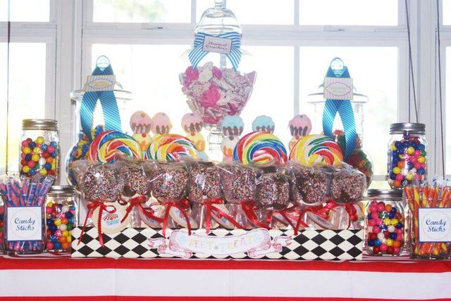 Circus / Birthday / Party Photo: