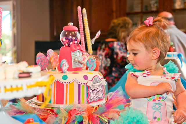 SWEET SHOP YUMMILAND CANDYLAND / Birthday / Party Photo: