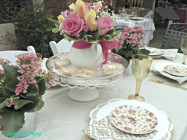 British tea party / Birthday / Party Photo: