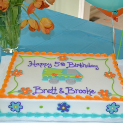 Brooke & Brett's 5th Birthday Party! - Mystery Incorporated/Scooby Doo!