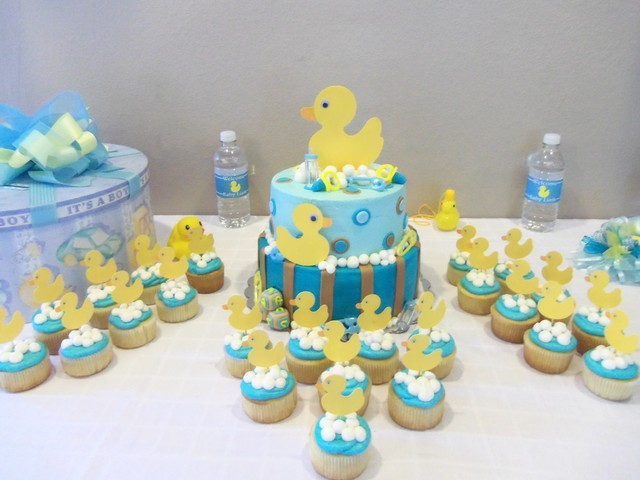 Rubber Ducky / Baby Shower/Sip & See / Party Photo: