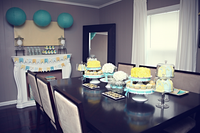Baby Shower/Sip & See / Party Photo: